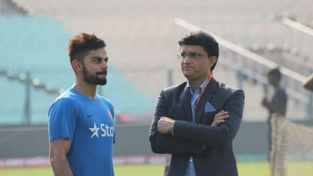 Ganguly Interested to Become India's Coach
