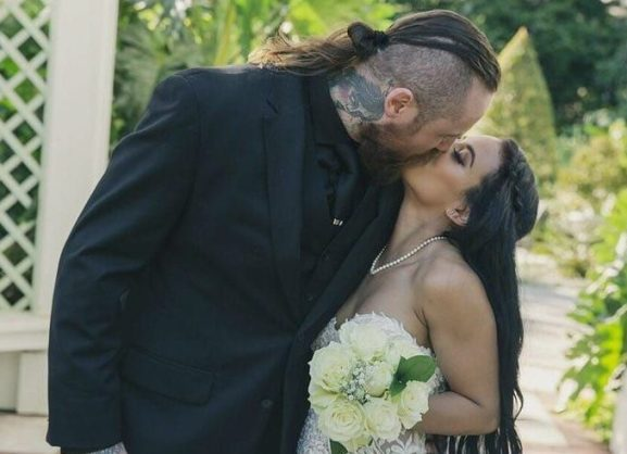 Aleister Black Personal LIfe