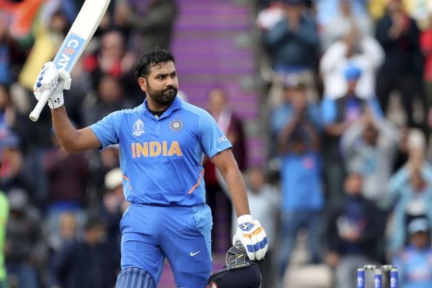 Rohit Sharma ICC WC 2019