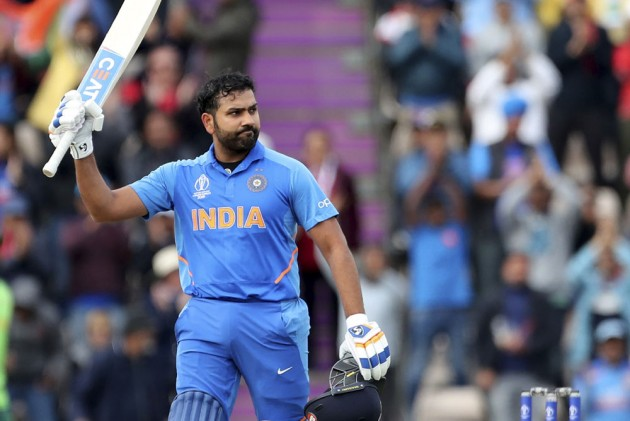 Rohit Sharma ICC WC 2019
