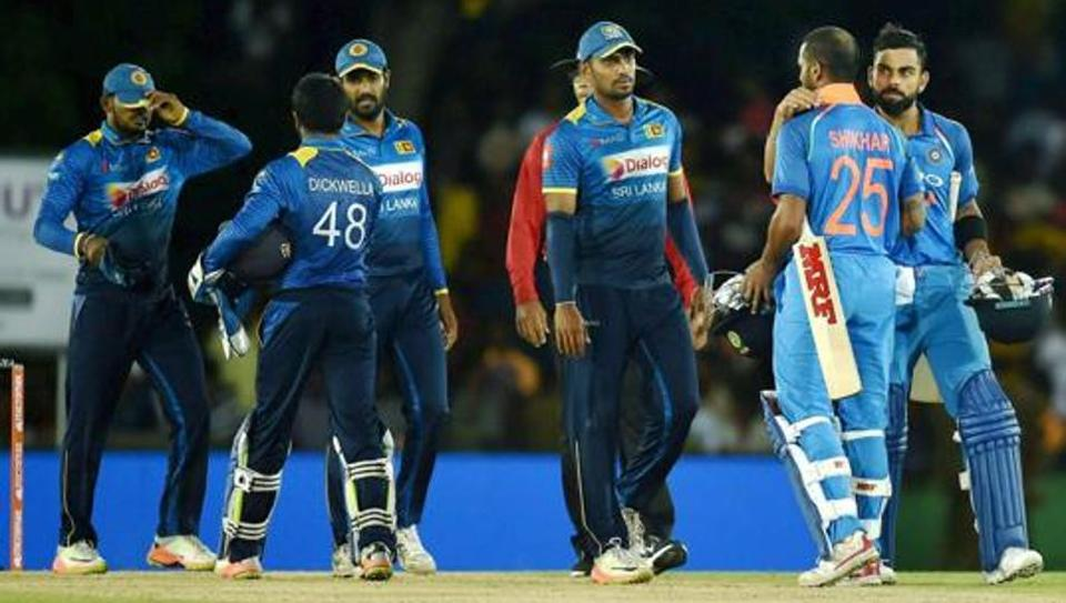SriLanka Tour Of India 2019 Schedule Details Live Streaming Updates