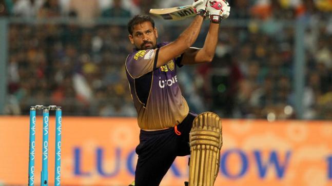 Yusuf Pathan IPL