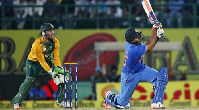 रोहित शर्मा की टी20 में 5 यादगार परियां