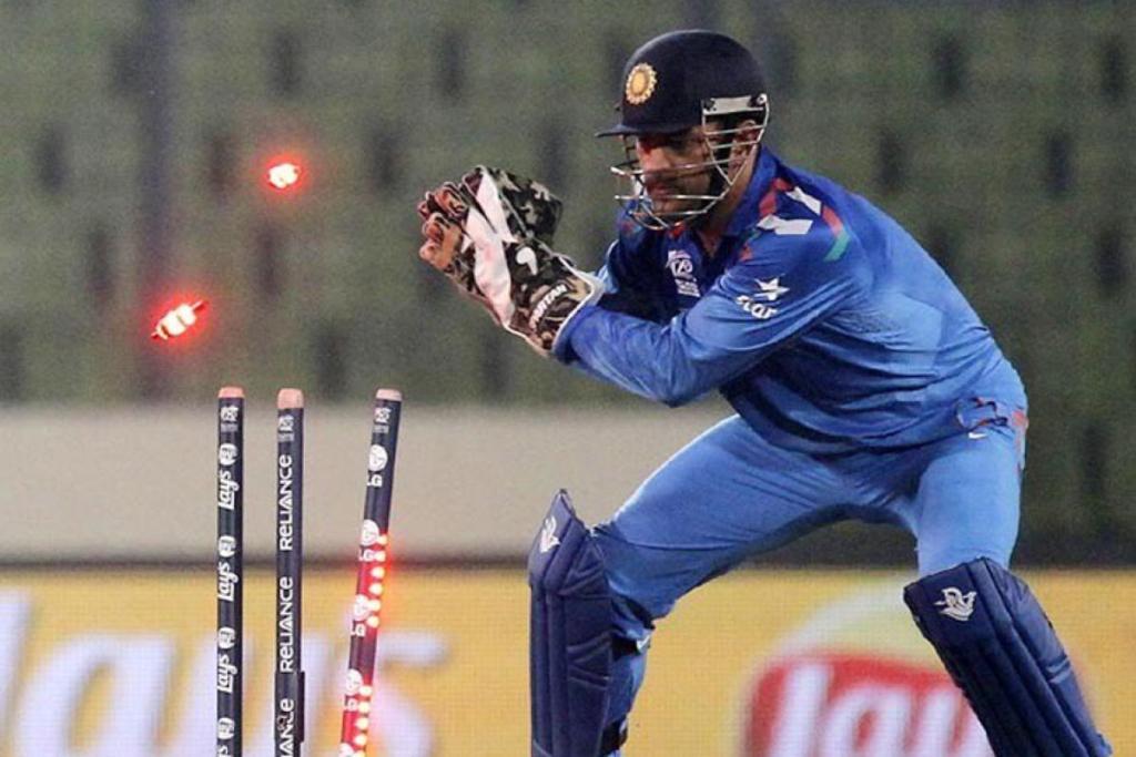 T20 वर्ल्ड कप में सबसे ज्यादा स्टंपिंग
