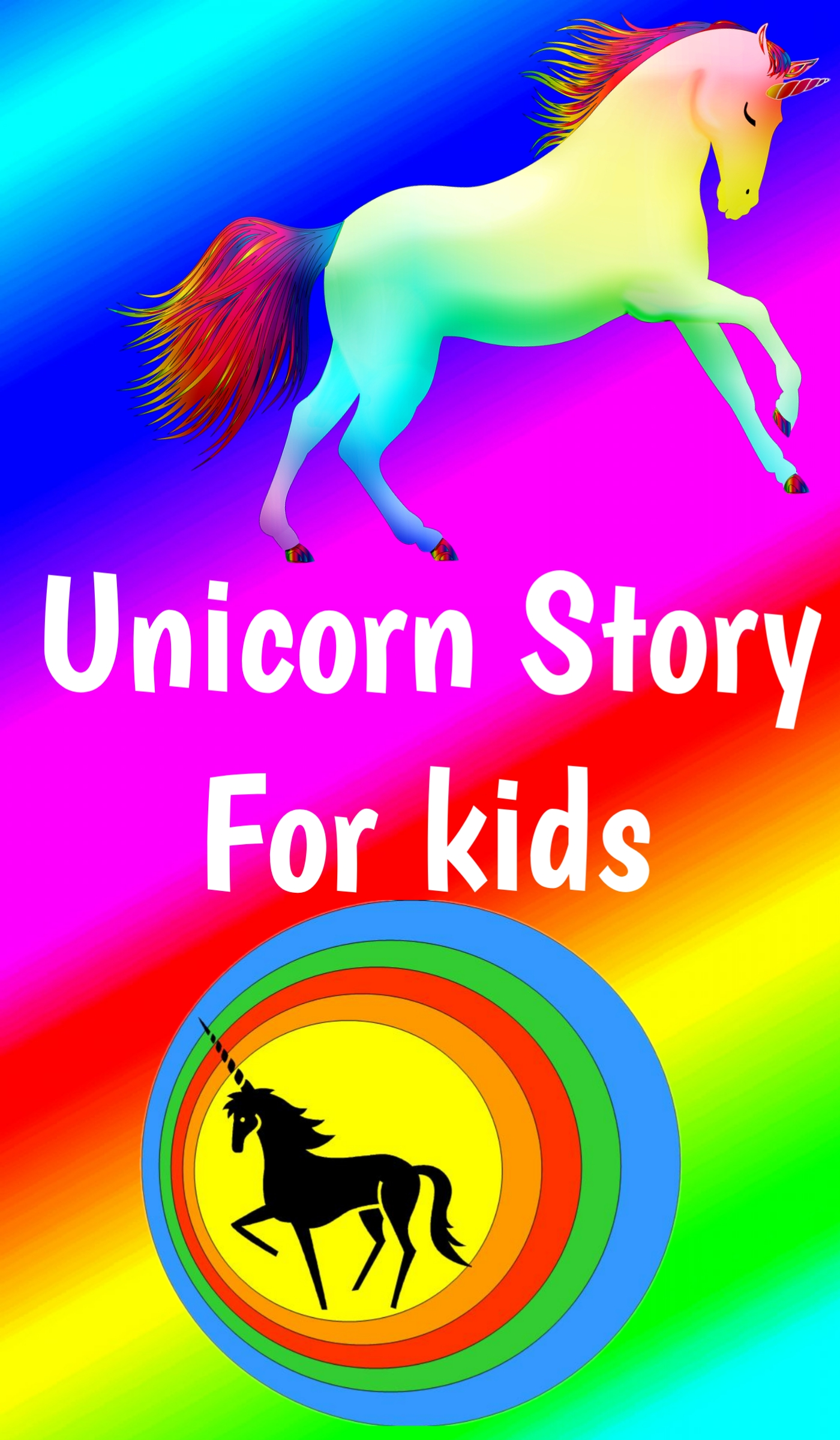 Unicorn Story For Kids in Hindi