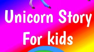 Unicorn Story For Kids in Hindi