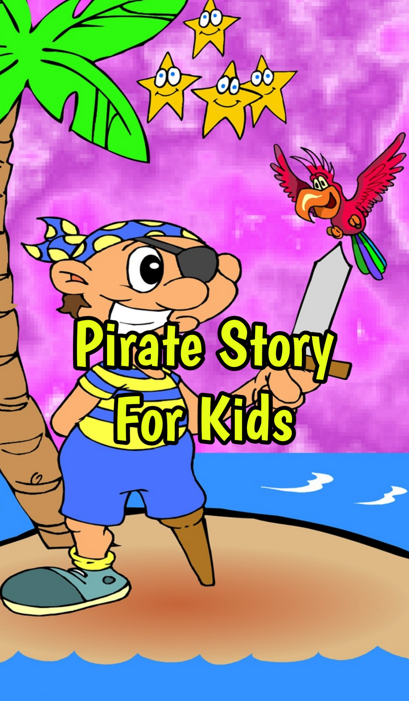 Pirate Story For Kids in Hindi