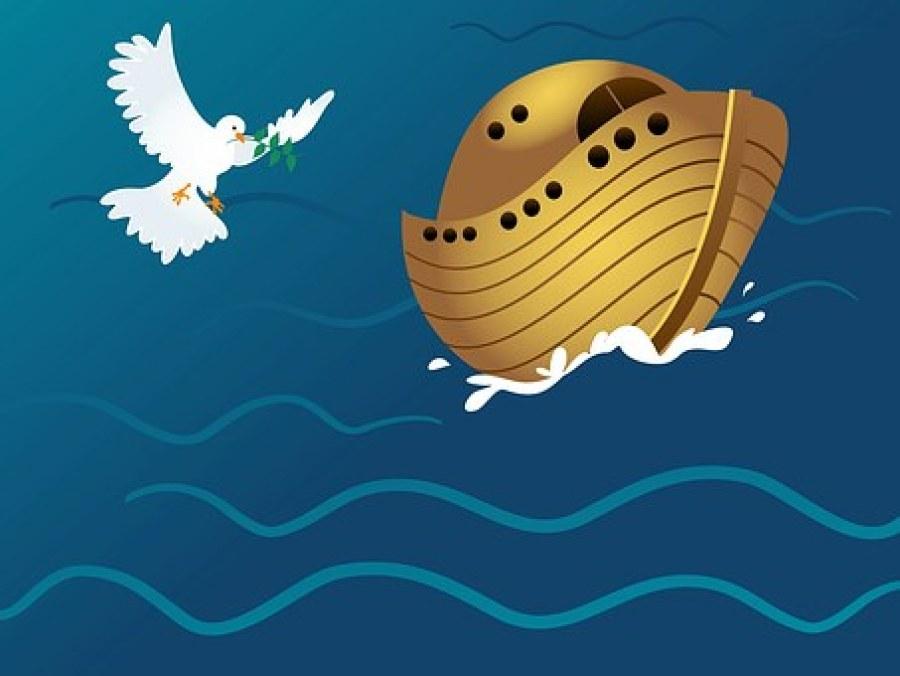 नोहा का जहाज़ - NOAH'S ARK STORY IN HINDI