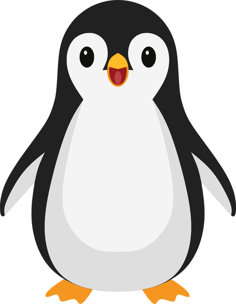 Dubby The Penguin Story in Hindi