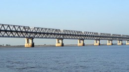 Bridge in Bihar