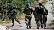 Security forces in J&K DD