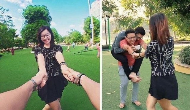 30+Unforgettable Moments Caught onCamera toMake You Burst Out Laughing