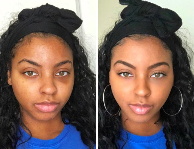 """16 Girls Who Showed How """"No-Makeup"""" Makeup Can Change Your Face"""