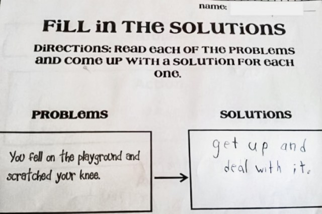 20 Kids Who Should Get a Medal for Their Test Answers