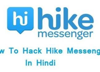 Hack Hika Messenger