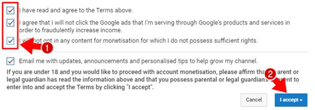 youtube ke liye adsense account kaise banaye