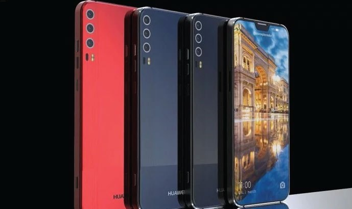 Huawei P20 Plus Full Specification