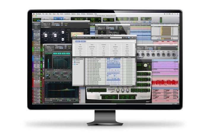 Avid Pro Tools for Music Production