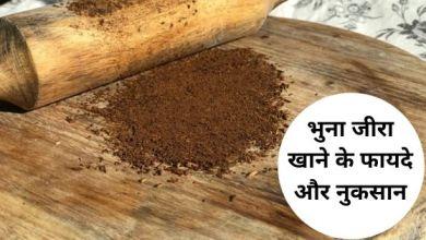 Photo of भुना जीरा खाने के फायदे और नुकसान