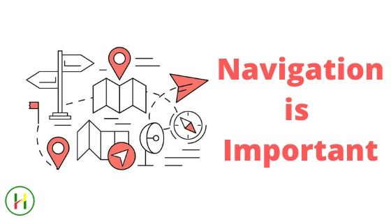 navigation for seo - SEO Design Layout