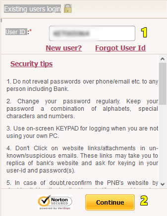 PNB का Net Banking Password कैसे Reset/Change करें?