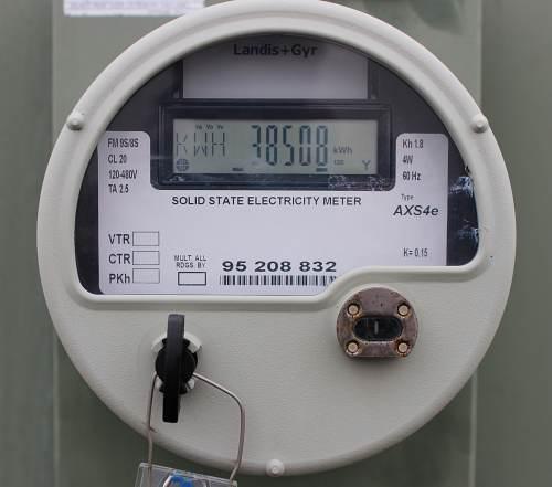 Electronics Digital Meter