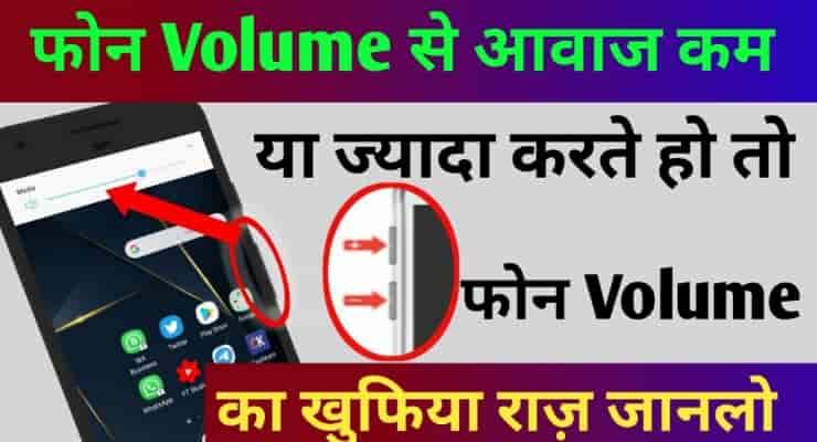 Mobile Volume Lock App 2020