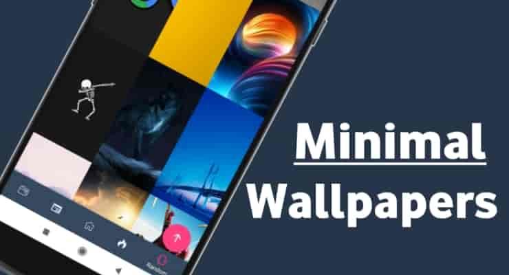 Minimal Wallpapers 2020