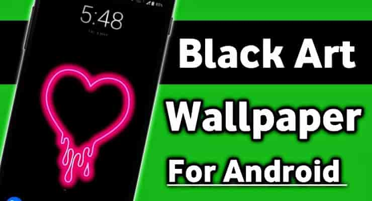 Black Art Wallpaper For Android