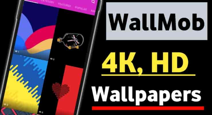 WallMob 4K HD Wallpapers & Backgrounds
