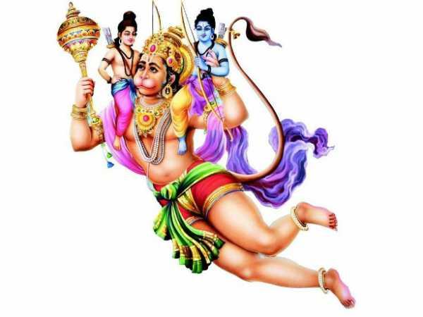 hanuman jayanti 3d images