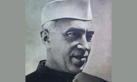 Jawaharlal nehru par kavita in hindi