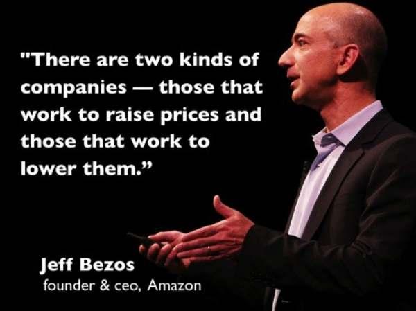 Amazon Ceo Jeff Bezos Quotes