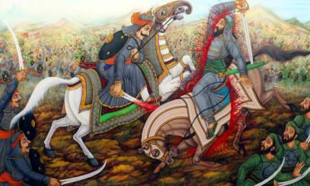 Short Poems on Maharana Pratap in Hindi