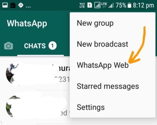 जिओ फ़ोन में व्हाट्सएप्प कैसे चलाये