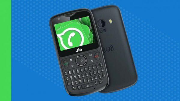 Jio phone whatsapp download