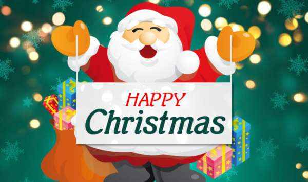 christmas sms in hindi