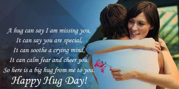 Hug day shayari in hindi