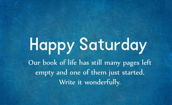 Quotes On Saturday in Hindi
