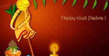 Gudi padwa images in marathi hd