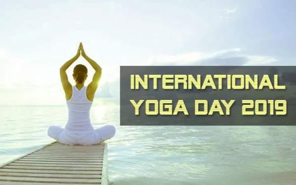 International Yoga Day Shayari