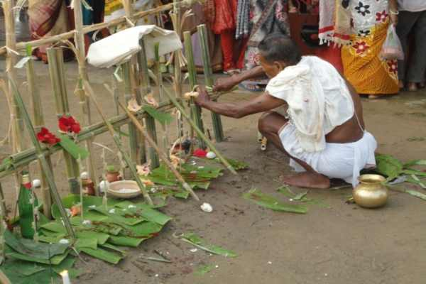 Kharchi Puja messages
