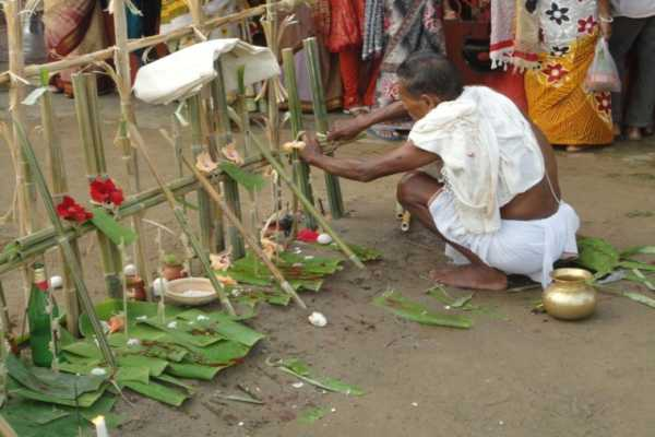 Essay on ker puja in bangali