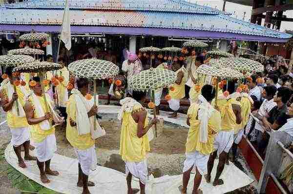 Happy ker puja image