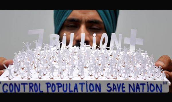 World Population Day Cartoon Images