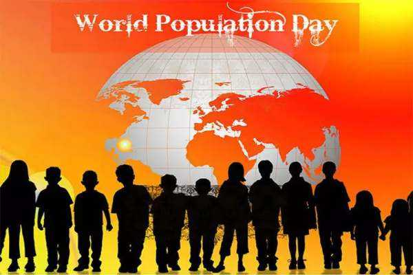World Population Day Pictures to Draw