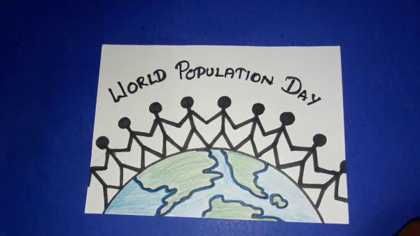 World Population Day Posters