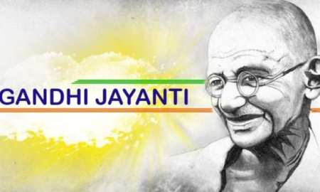 2 October Gandhi Jayanti hindi Speech