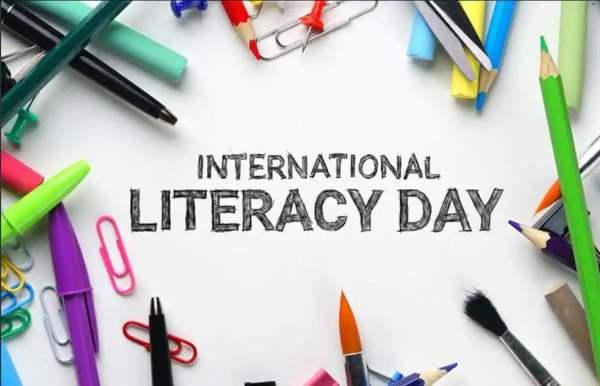 World Literacy Day Pics