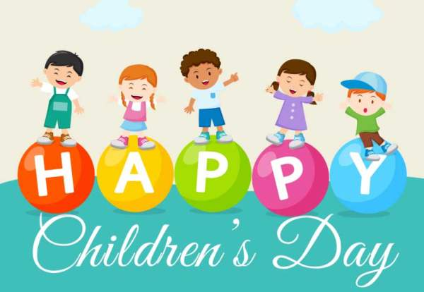 Childrens day speech in English